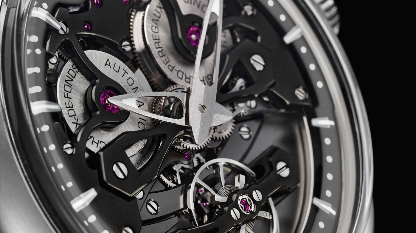 Girard-Perregaux - Neo Bridges: bridging the gap