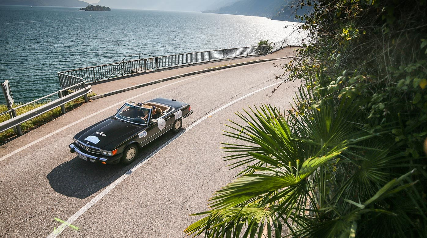 Girard-Perregaux - Exploring Ticino with the Rallye des Caprices