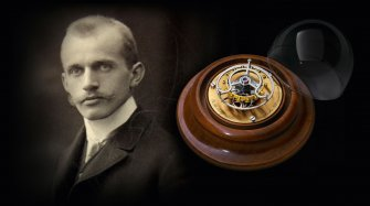 Alfred Helwig Tourbillon 1920 Trends and style