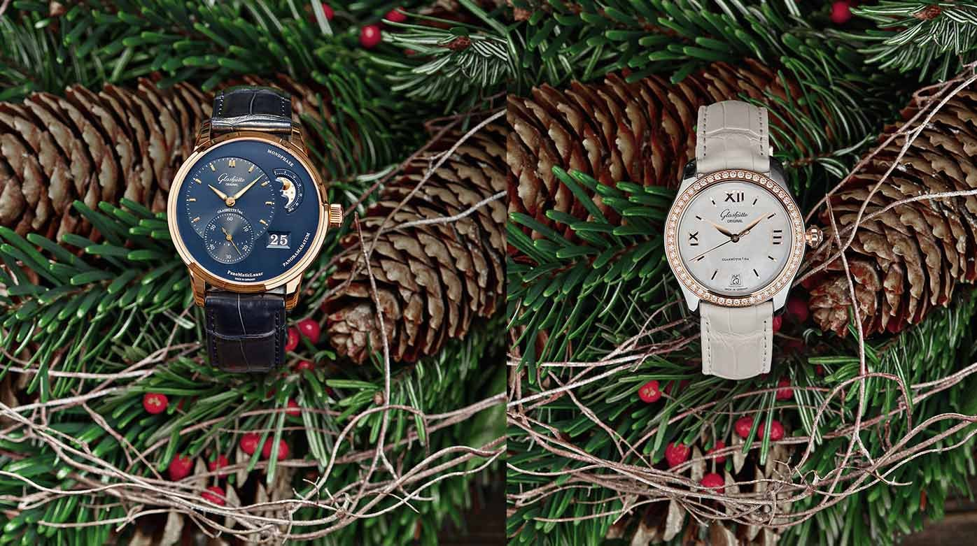 Glashütte Original - Christmas magic masterpieces