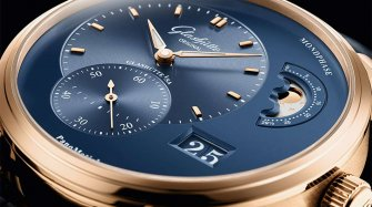 "Glashütte Original is awarded ""Golden Balance"" watch award  Arts and culture"