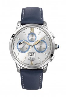 Senator Chronograph - The Capital Edition Platine