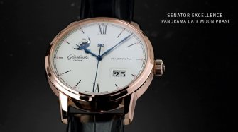 Senator Excellence Panorama Date Moon Phase  Style & Tendance