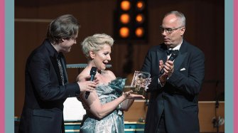 Joyce DiDonato honoured with the 15th Glashütte Original MusicFestivalAward Arts and culture