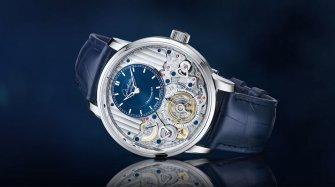 The Senator Chronometer Tourbillon : A great premiere Trends and style
