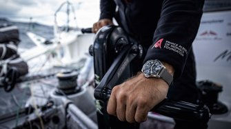 Partnership With German offshore sailor Sport
