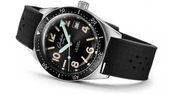 The new SeaQ diver's watch