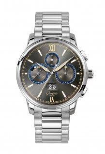 Senator Chronograph - The Capital Edition Stainless Steel