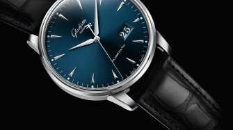 Senator Excellence Panorama Date and  Panorama Date Moon Phase
