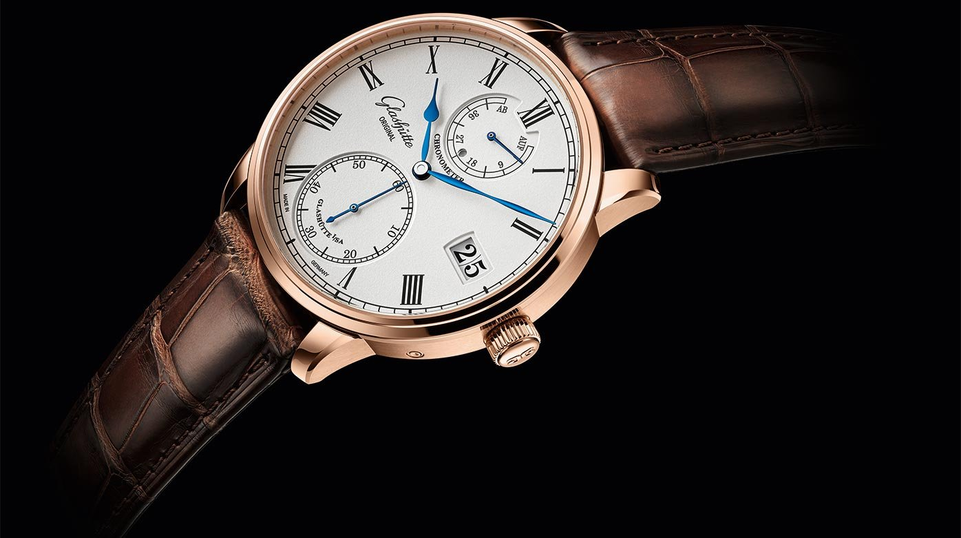 Glashütte Original - Senator Chronometer