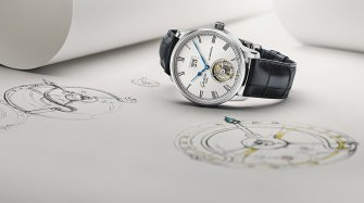 Senator Tourbillon – Alfred Helwig Limited Edition