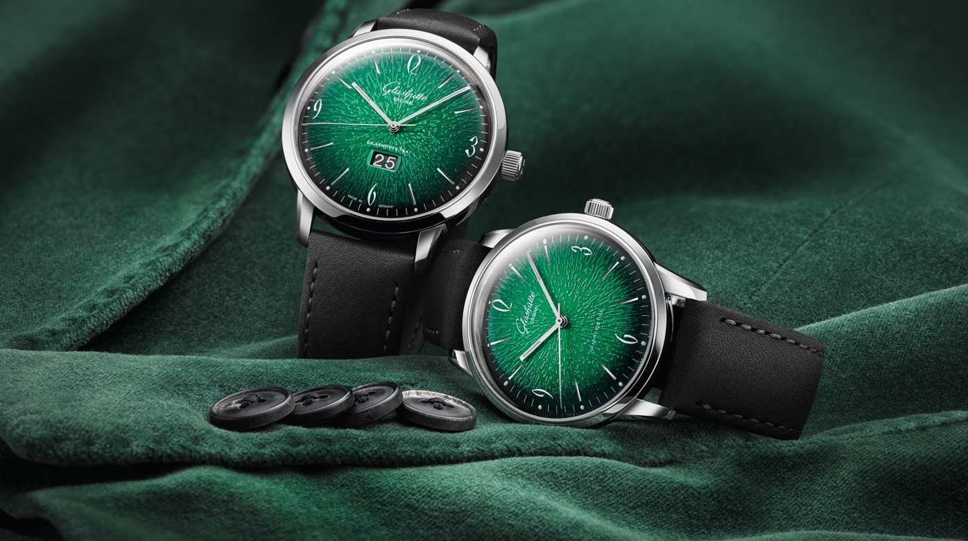 Glashütte Original - Sixties and Sixties Date Panorama