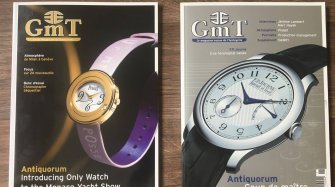 2005: A good year for watchmaking