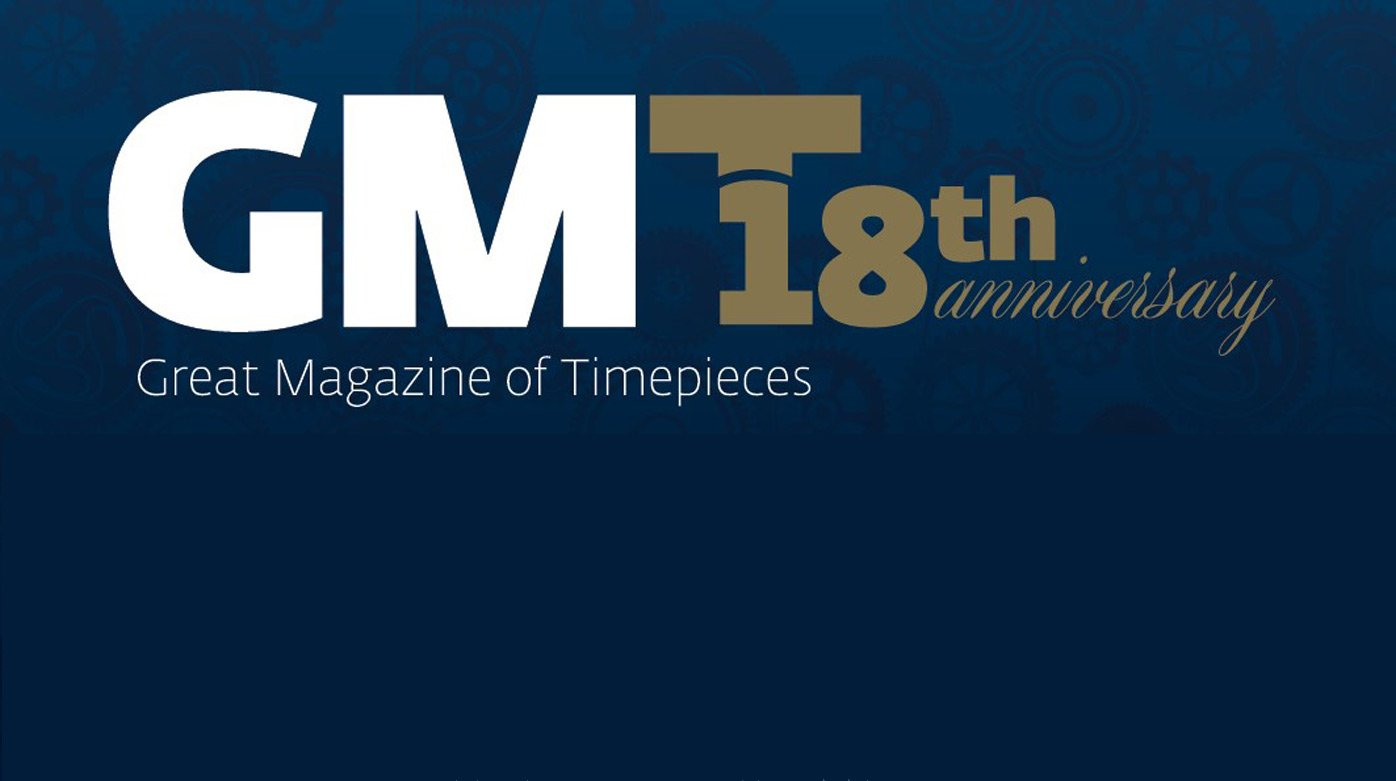 GMT - Eighteen years at the heart of watchmaking