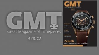 Finally, a Swiss watch magazine for Africa! Arts and culture