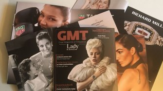 Le GMT Lady est paru Art et culture