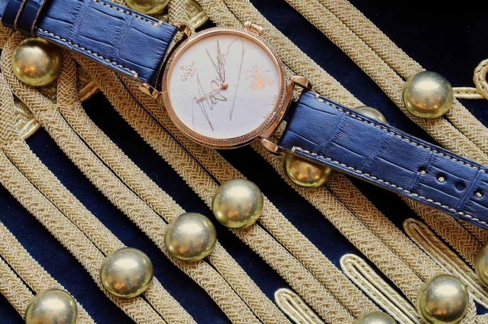 The Napoleon Bonaparte watch