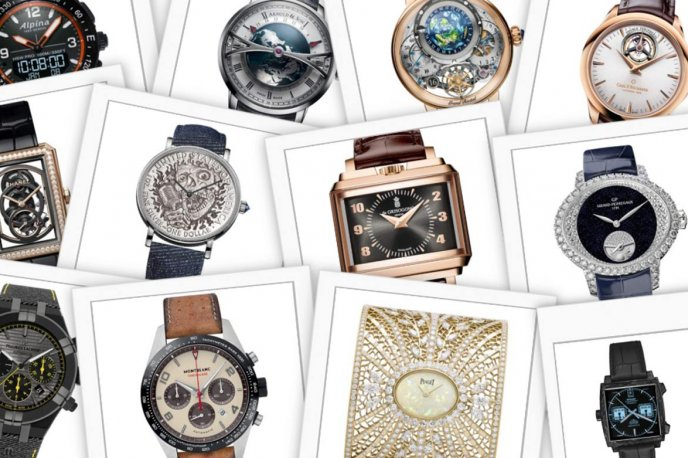 195 watches entered by 106 brands  Arts and culture