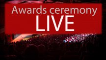 Watch the ceremony live tonight