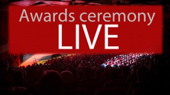 Watch the ceremony live Arts and culture
