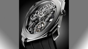 Tourbillon and Escapement category
