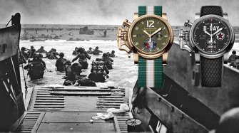 Two limited editions to commemorate D-Day Trends and style