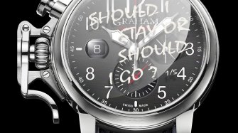 "Chronofighter Grand Vintage ""Graffiti"" Trends and style"