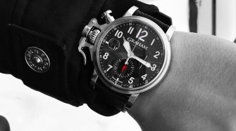 Chronofighter Grand Vintage Arabic Numerals Style & Tendance