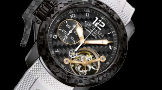Chronofighter Superlight Carbon Tourbillograph Trends and style