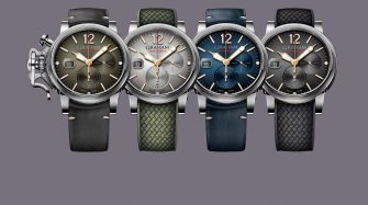 Chronofighter Grand Vintage Trends and style