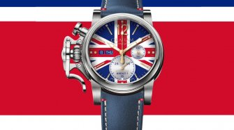 Graham Chronofighter Vintage UK Ltd Trends and style