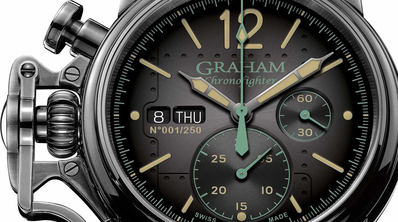 Graham - Chronofighter Vintage Aircraft Ltd