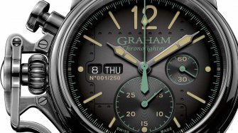 Chronofighter Vintage Aircraft Ltd Style & Tendance