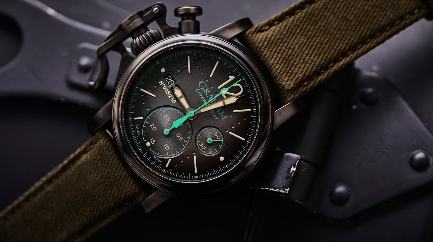 Graham - Chronofighter Vintage Aircraft
