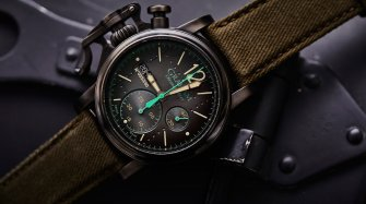 Chronofighter Vintage Aircraft Style & Tendance