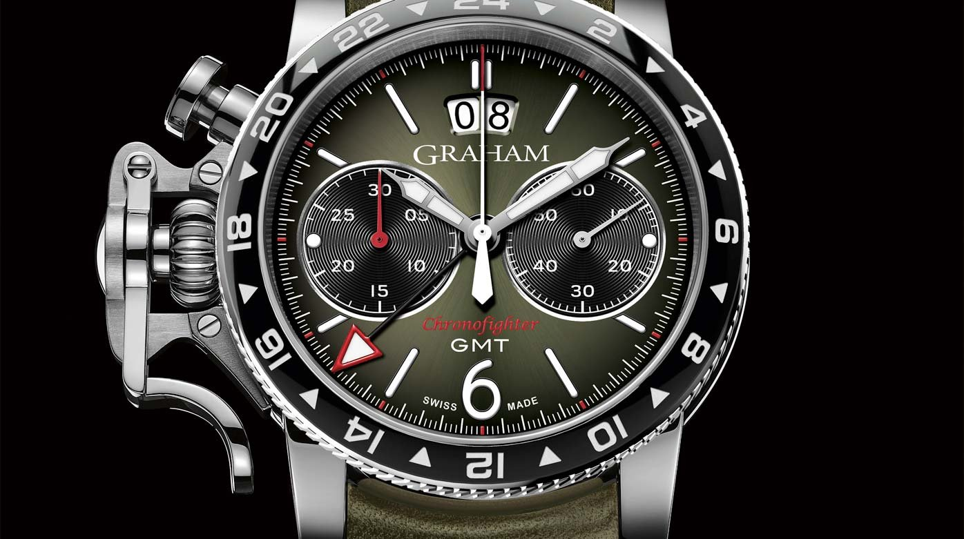 Graham - Chronofighter Vintage GMT