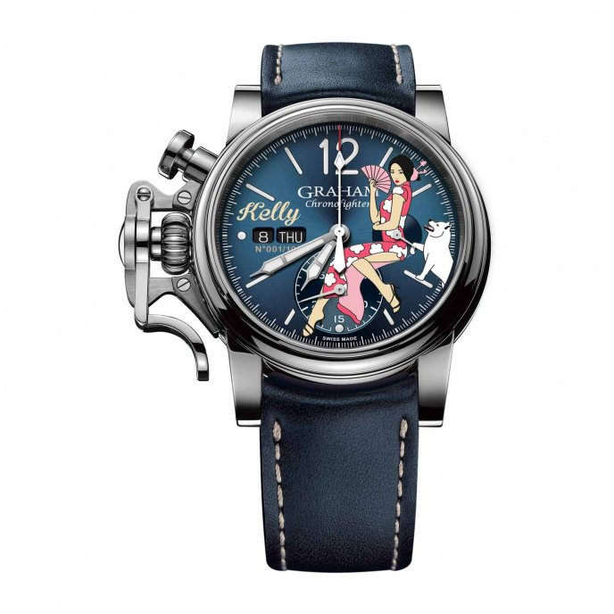 Chronofighter Vintage Nose Art Ltd – Kelly
