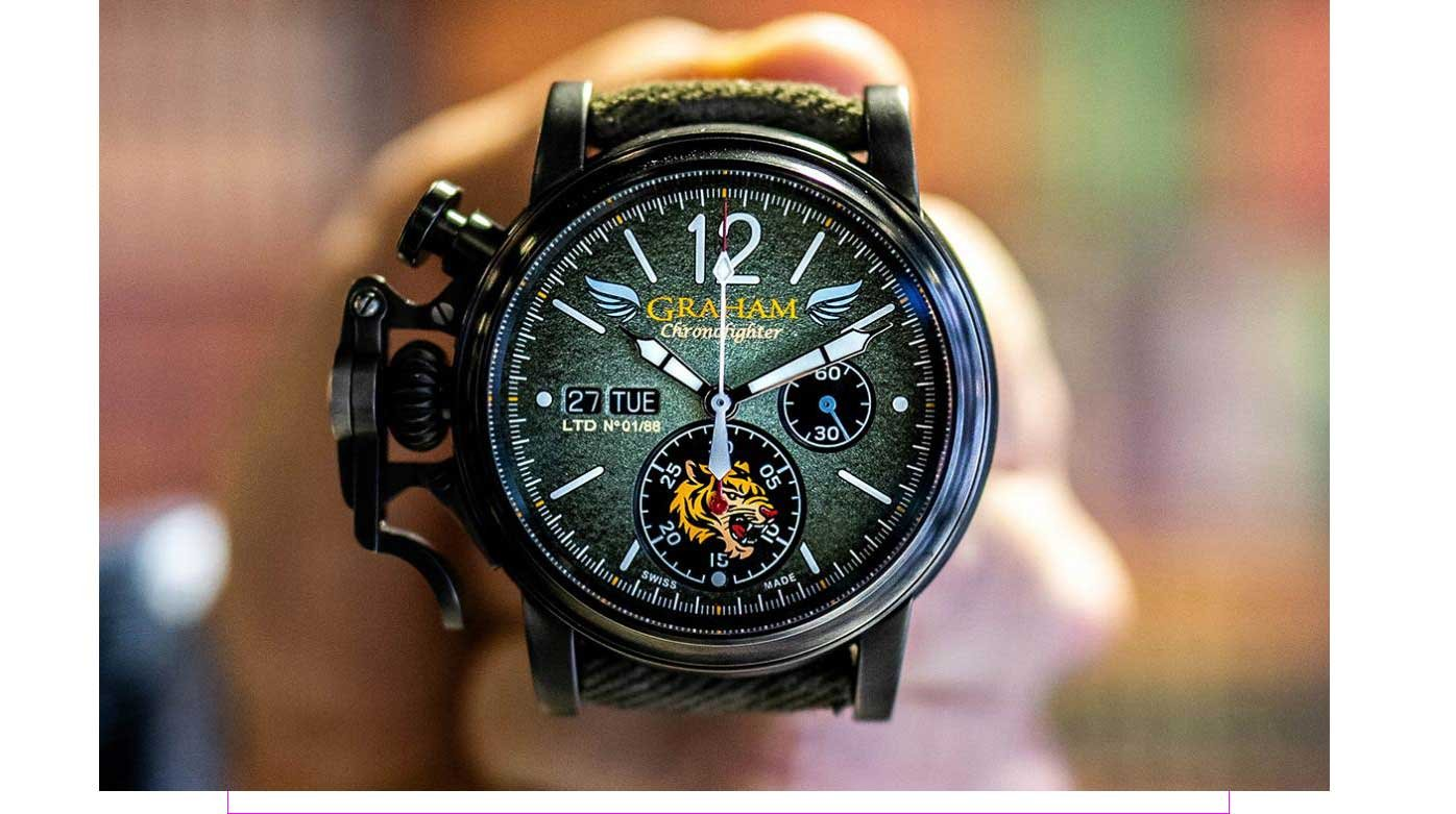 Graham - Chronofighter Flying Tigers