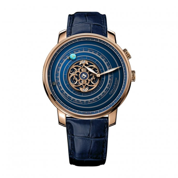 Orrery Tourbillon