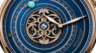 Geo.Graham Orrery Tourbillon Trends and style