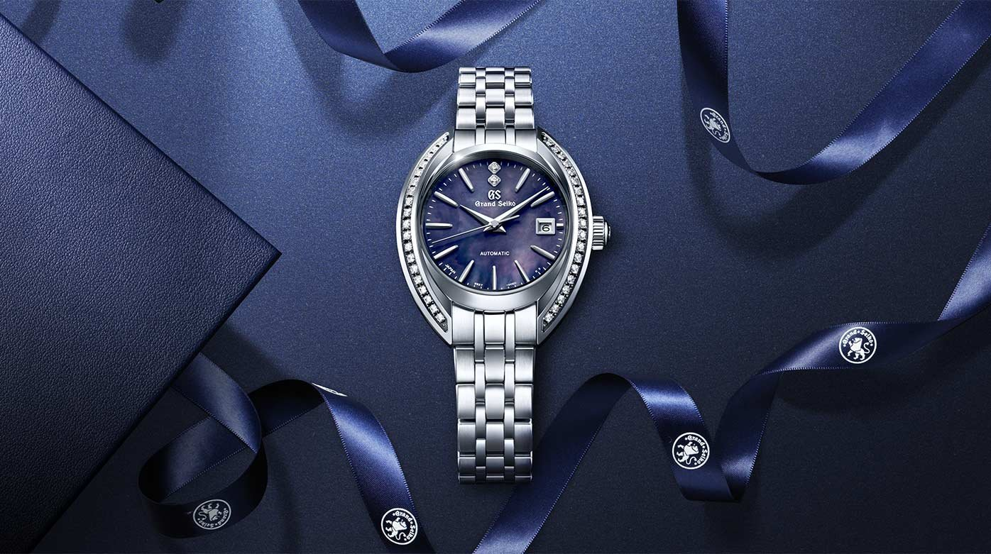 Grand Seiko  - A women's mechanical creation with natural elegance