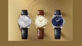 Re-creation of the first Grand Seiko watch from 1960 Trends and style