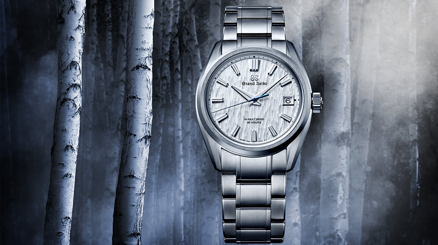 Grand Seiko - Grand Seiko Heritage Collection