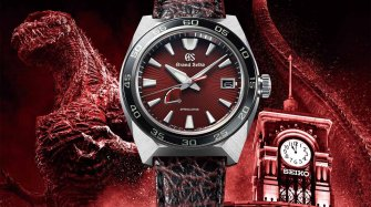 Grand Seiko SBGA 405 Godzilla Trends and style