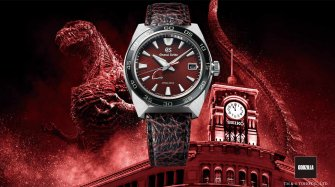 Godzilla is back – at Seiko! Trends and style