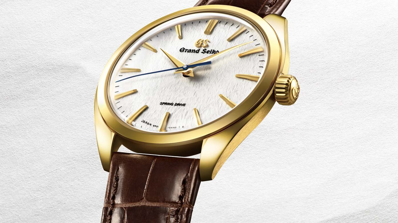 Grand Seiko - Celebrating 20 years of the Spring Drive calibre