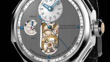 How to convert 5,000 pages of Ferdinand Berthoud's notes into a contemporary wristwatch