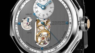 How to convert 5,000 pages of Ferdinand Berthoud's notes into a contemporary wristwatch Trends and style