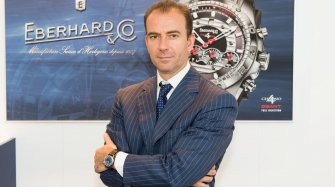 Mario Peserico, CEO of Eberhard & Co.