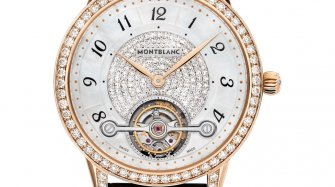 Montblanc Bohème Exotourbillon Slim Jewellery  Trends and style